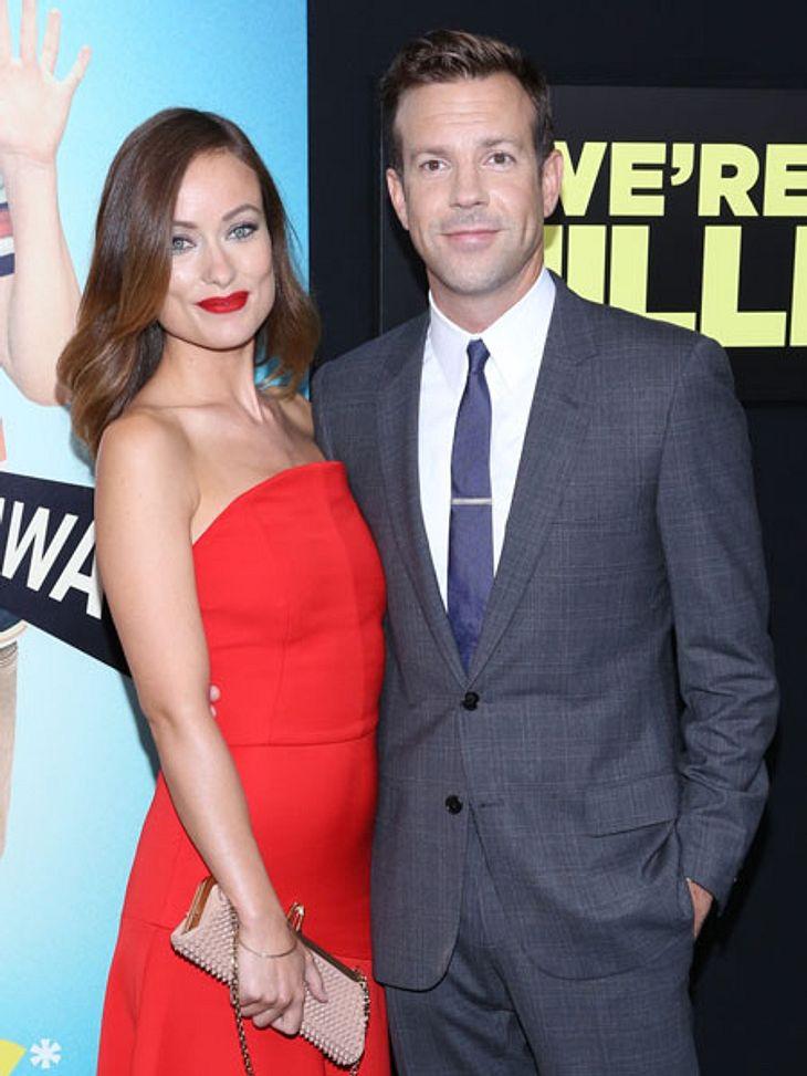 Olivia Wilde und Jason Sudeikis werden Eltern