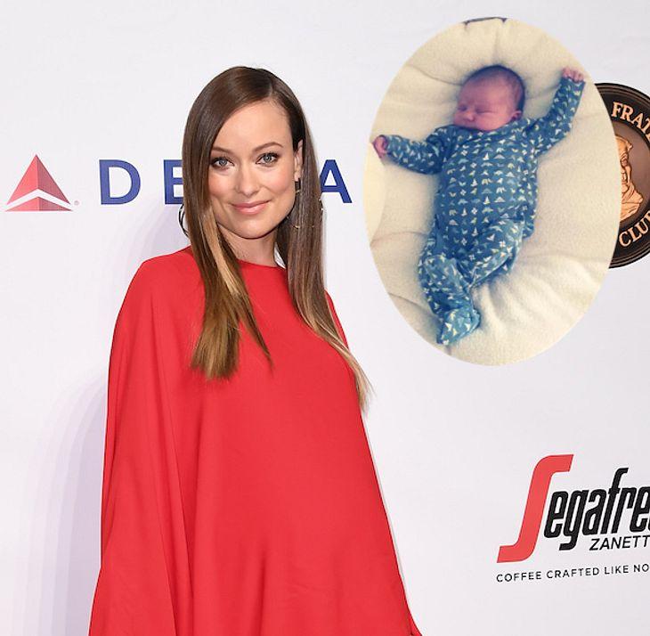Olivia Wilde: Die Schauspielerin ist wieder Mutter geworden
