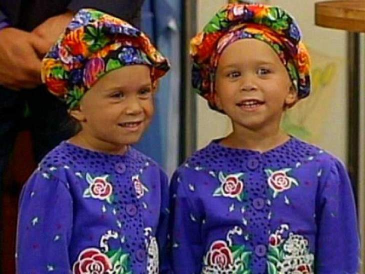 """Was wurde eigentlich aus den Kinderstars?Mary-Kate und Ashley Olsen (26) , besser bekannt als die Olsen Twins, wurden berühmt als Michelle in der Sitcom: """"Full House"""". Mit nur neun Monaten starteten sie ihre Karriere. Es folgten F"""