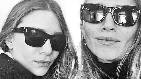 Olsen Twins Selfie - Foto: Instagram / Sephora