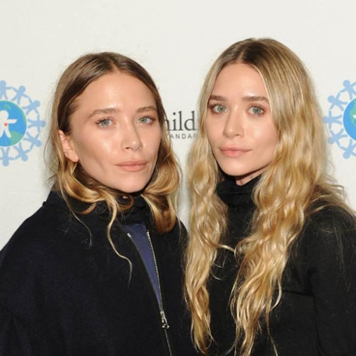 Mary-Kate und Ashley Olsen sagten offiziell ab