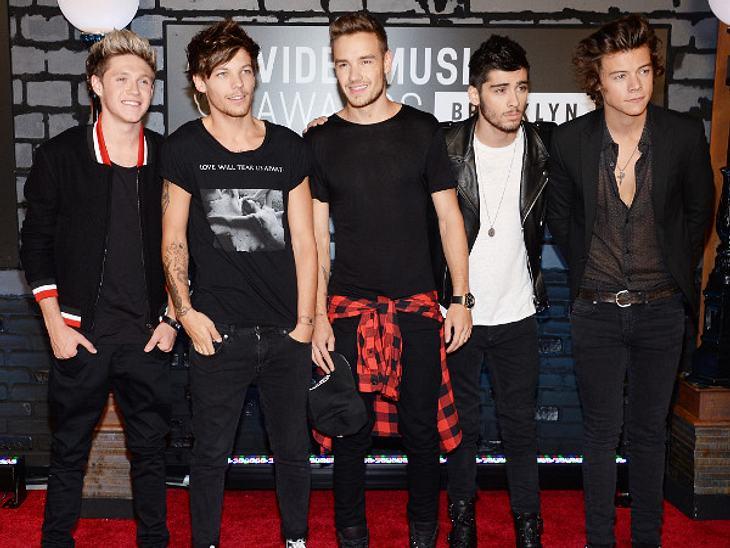 Das neue Album von One Direction kommt im November auf den Markt!