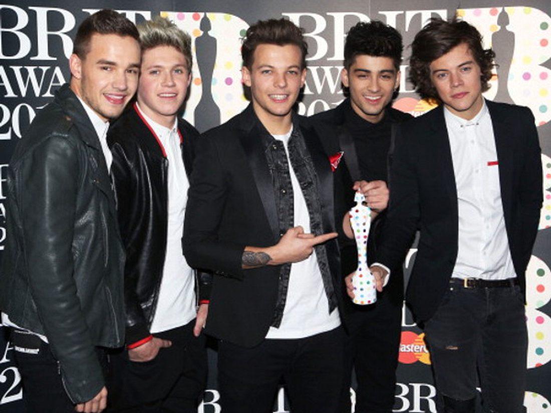 One Direction: Ende des Jahres kommt ihr neues Album!