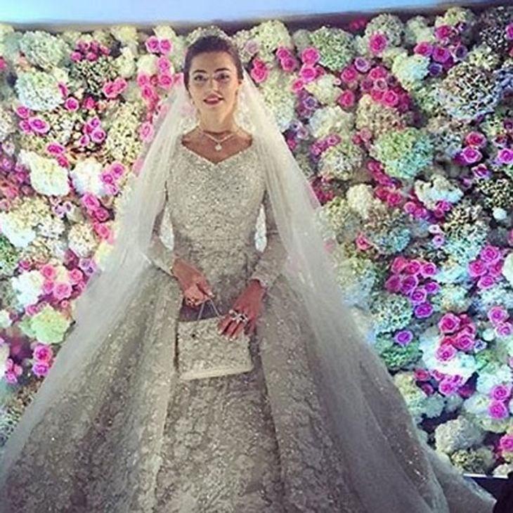 1 Billion Hochzeit