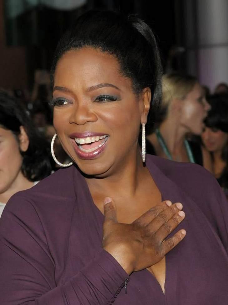 Stars spenden Millionen Oprah Winfrey ist nicht nur eine der reichsten Frauen der Welt, sie ist wohl auch eine der Sozialsten. In einem Jahr spendet sie schonmal 35 Millionen an gemeinnützige Organisationen. Außerdem baute sie bereits eine