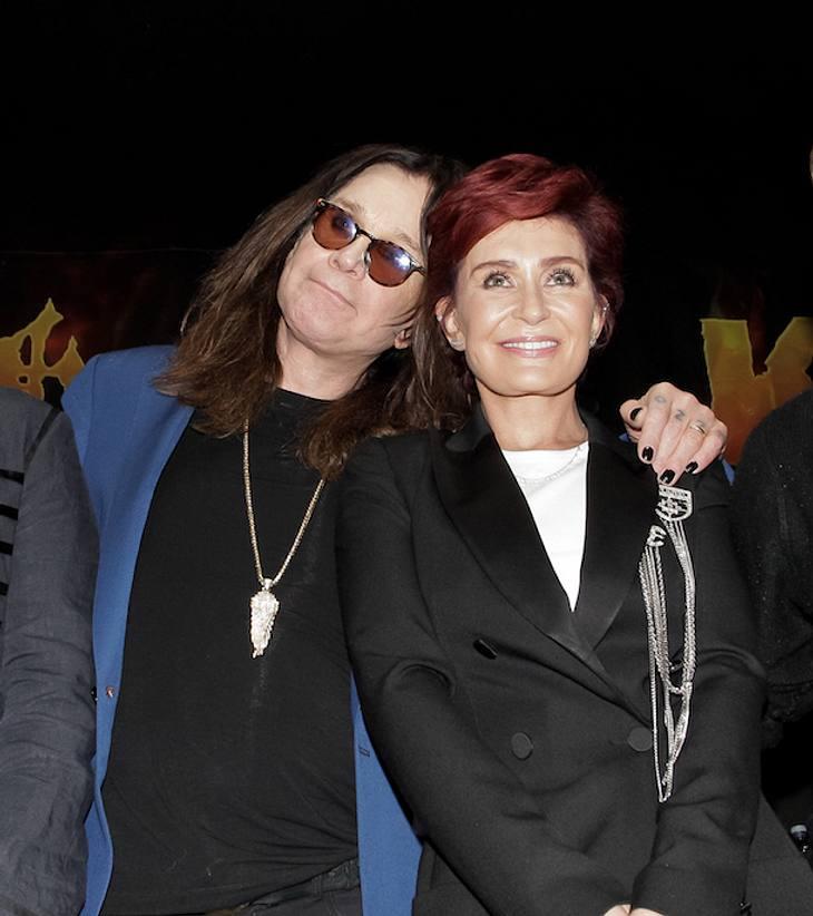Eheberatung: Doch noch eine Chance für Ozzy & Sharon Osbourne?