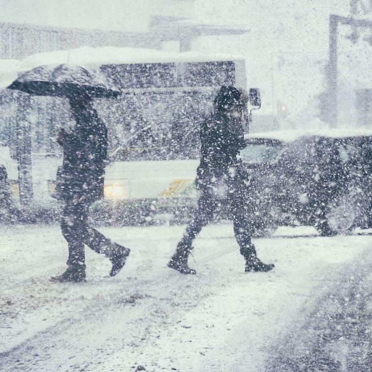 Gefährlicher Orkan: Der Eis-Sturm ist in Deutschland da!