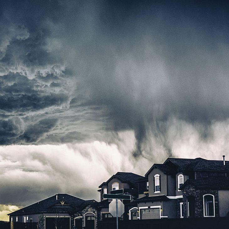 Jahrhundert-Orkan in Deutschland droht!