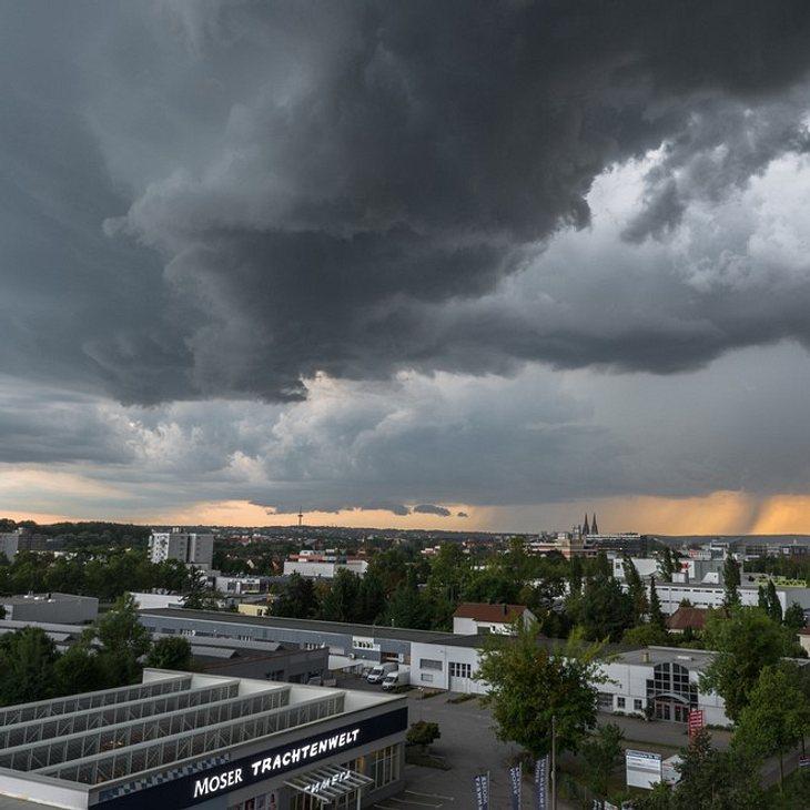 "Orkan ""Friederike"": Erstes Todesopfer!"