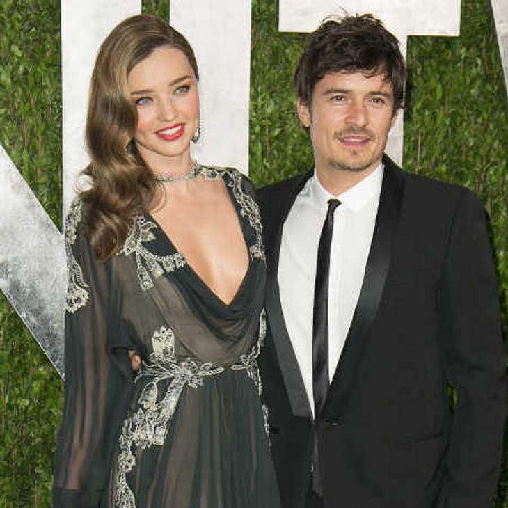 Orlando Bloom: Liebescomeback mit Miranda Kerr?