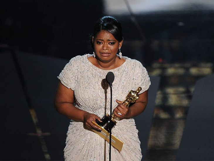"Oscar 2012: Die strahlenden GewinnerBeste Nebendarstellerin: Octavia Spencer (""The Help"")."