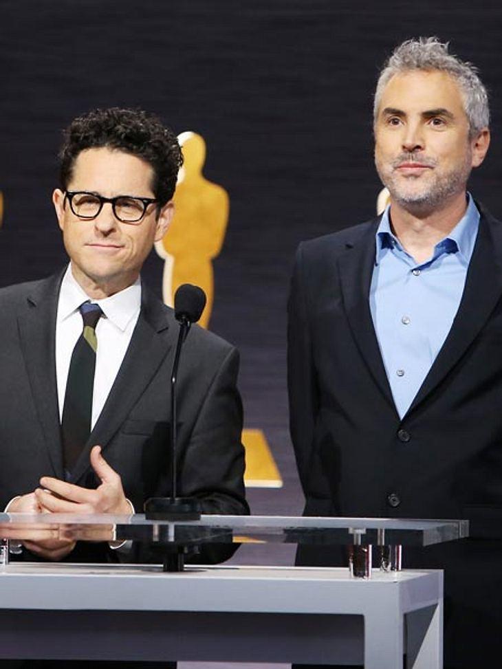 J.J. Abrams und Alfonso Cuaron verkündeten die Nominierungen