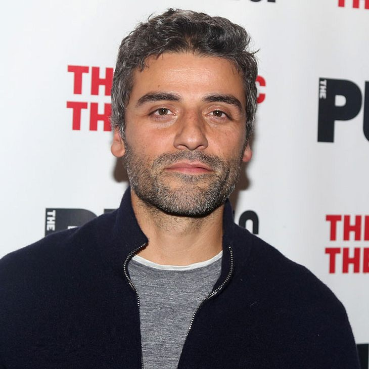 """""""Star Wars""""-Star Oscar Isaac wird Papa"""