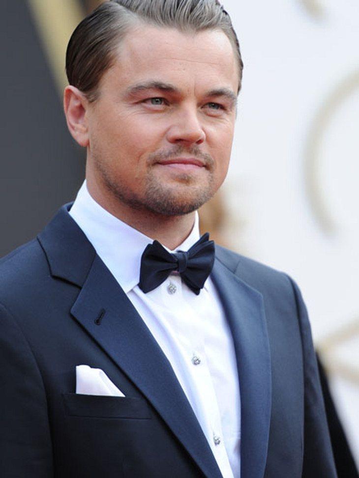 Leo lässt es krachen mit 20 Models