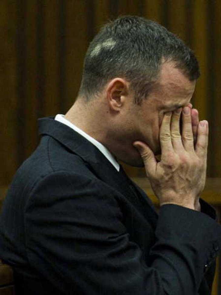 Oscar Pistorius nahm Schauspielunterricht