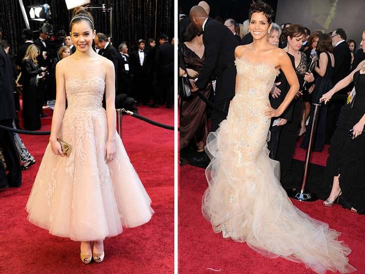 Die Fashion-Trends der Oscar-VerleihungSchimmernde, nudefarbene Roben fielen uns schon bei den Golden Globes positiv auf und der Prinzess-Trend überzeugte uns nun, bei der diesjährigen Oscar-Verleihung, restlos: Die zuckersüße Oscar-nominie