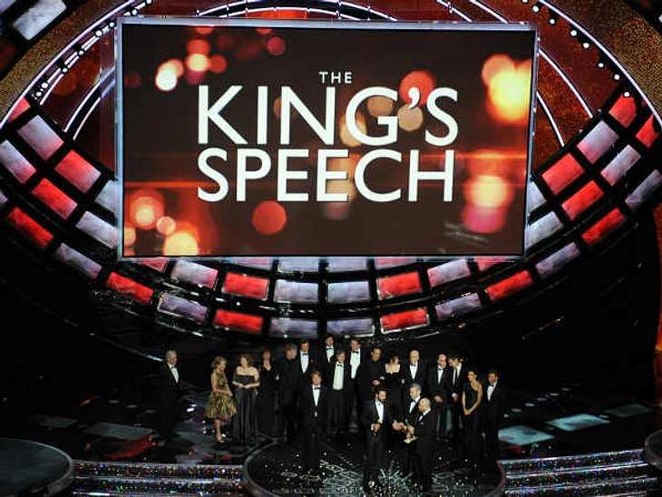Die Oscar-Verleihung: 800 MillionenObwohl die Oscar-Verleihung in Europa mitten in der Nacht ausgestrahlt wird, gucken selbst dort Millionen das Award-Ereignis des Jahres. Insgesamt sitzen im Schnitt 800 Millionen Zuschauer gebannt vor der