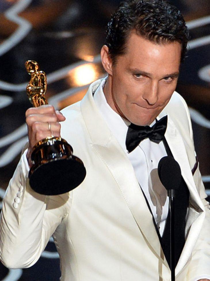 Rory Curtis war sich sicher: Ich bin Oscargewinner Matthew McConaughey
