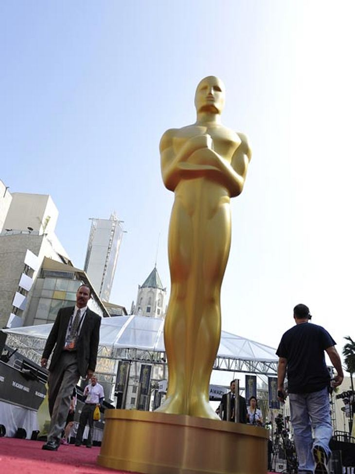 Wer den Oscar nicht bekommt, geht trotzdem nicht mit leeren Händen nach Hause