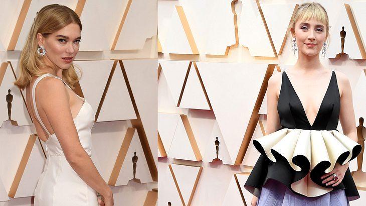 Oscars Looks 2020: Die 3 schrägsten Looks vom roten Teppich!