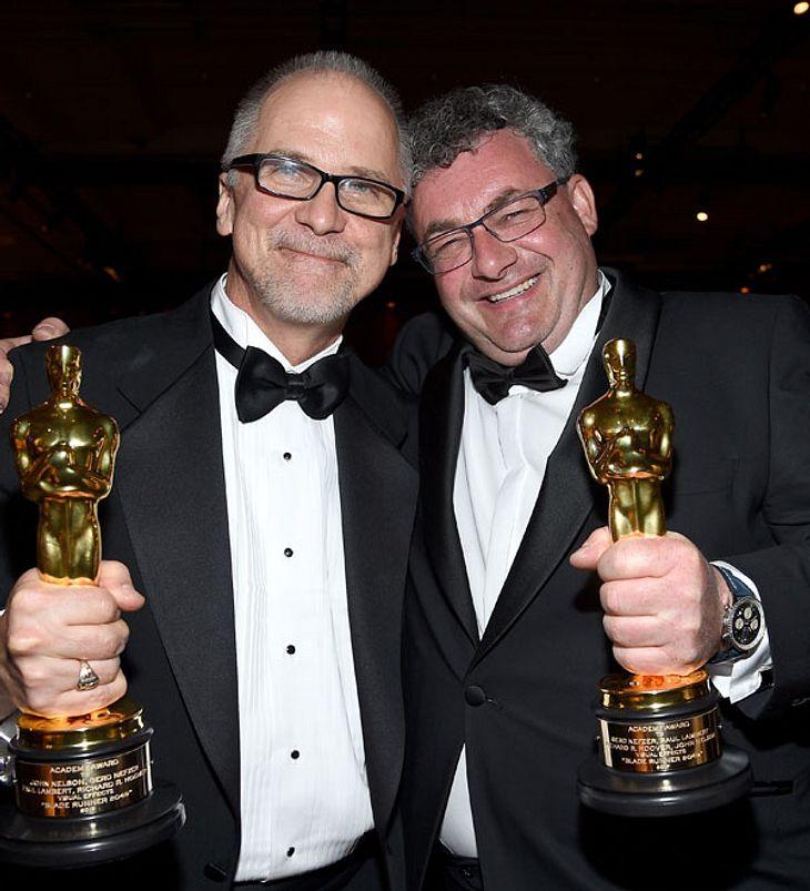 Oscar 2018: So schnitten die Deutschen ab!