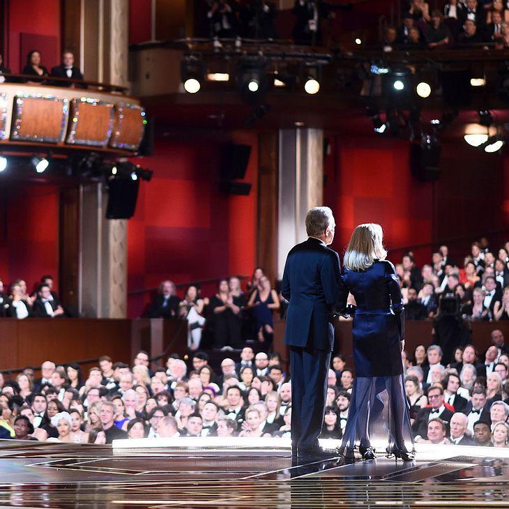 """Oscars 2018: Das sind die Gewinner! """"The Shape of Water"""" ist bester Film"""