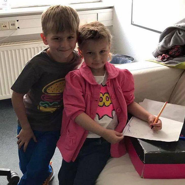 GZSZ-Oskar hat seine erste Freundin