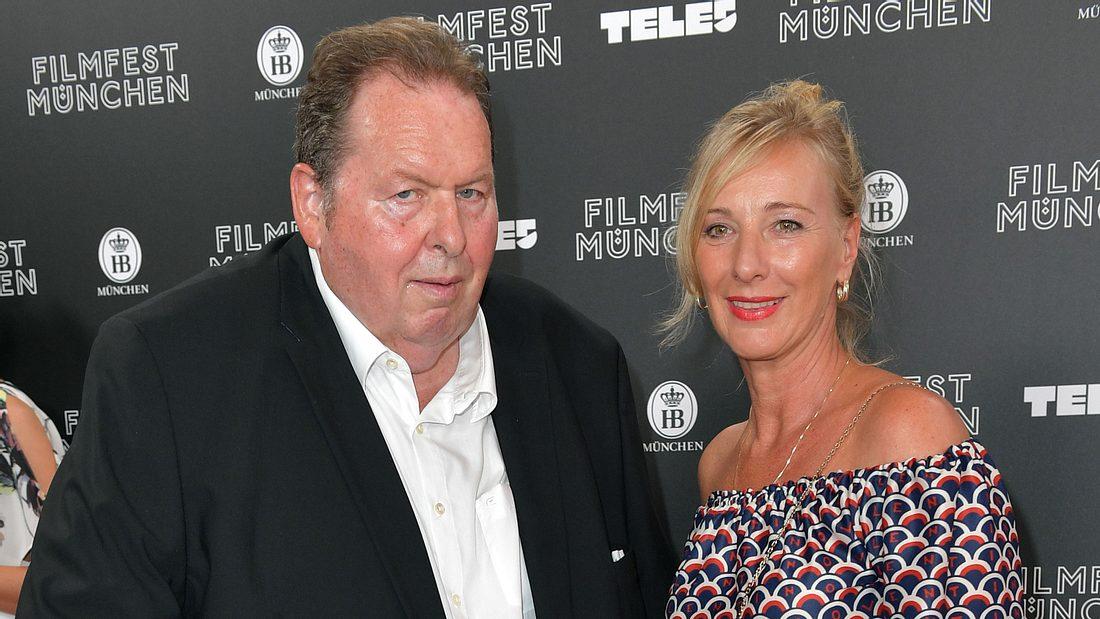 Ottfried Fischer und Simone Brandlmeier