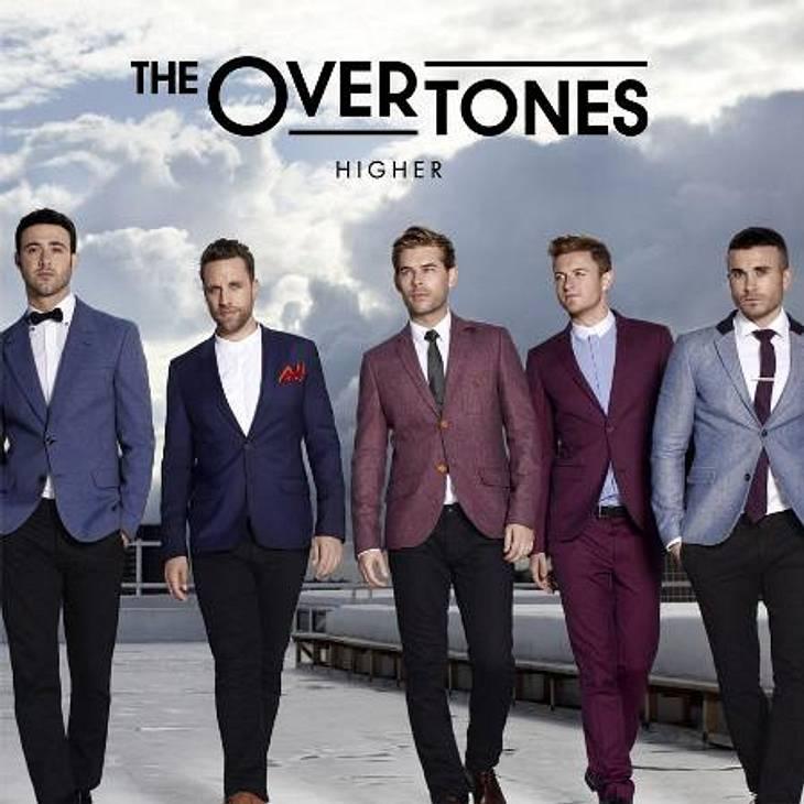"""""""The Overtones"""": Das neue Album """"Higher"""" erscheint am 5. Oktober"""
