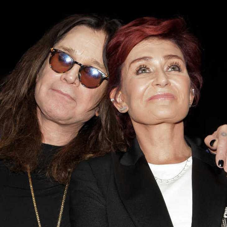Sharon and Ozzy Osbourne feiern Liebescomeback!