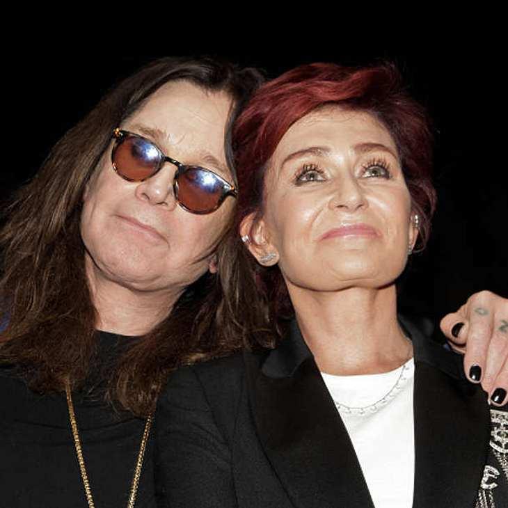 Ozzy Osbourne Sharon Ehe