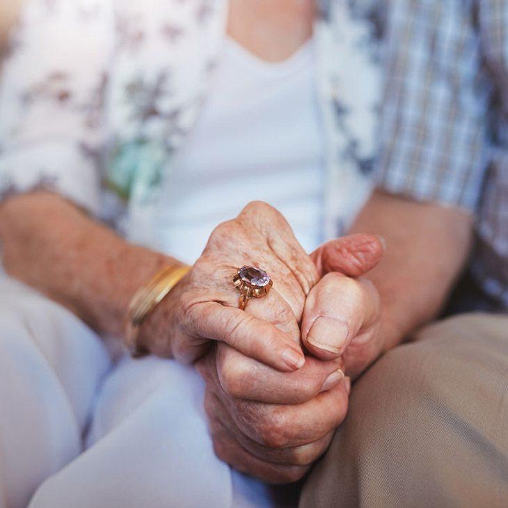 Ehepaar stirbt nach 75 Jahren am selben Tag