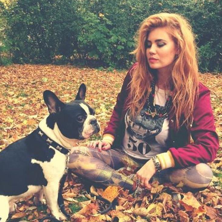 Sie waren einst ein Dreamteam: Palina und Hund Ivan