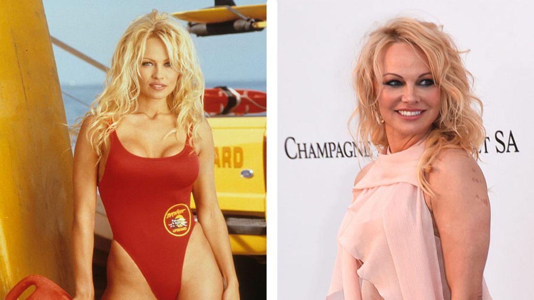 Pamela Anderson als C. J. Parker in Baywatch