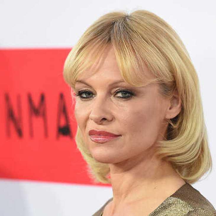 Pamela Anderson hat die Haare bieder!