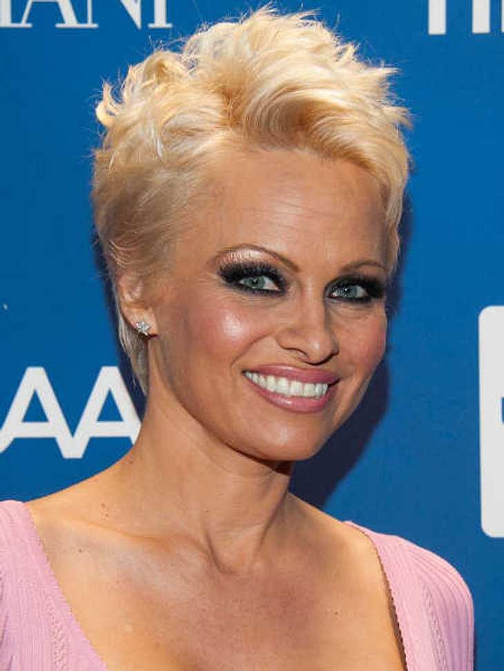 Pamela Anderson wurde mehrfach vergewaltigt