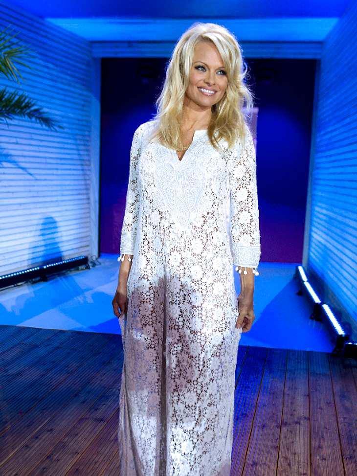 Promi BB: Pamela Anderson ist DER Männermagnet