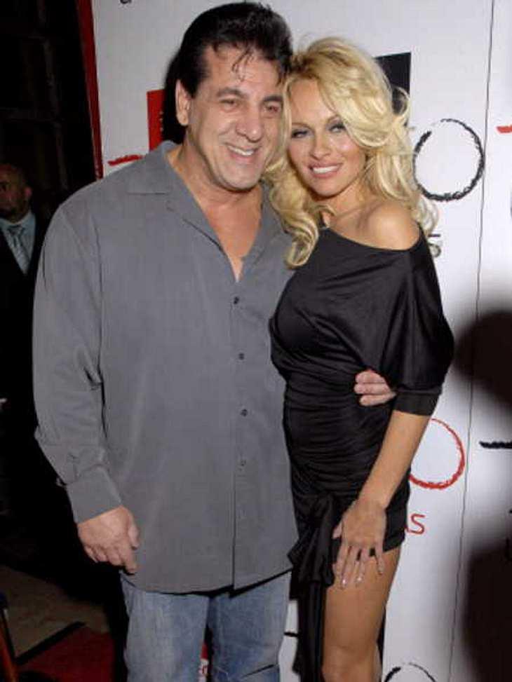 Pamela Anderson: Frisch verliebt in ihren Ex?