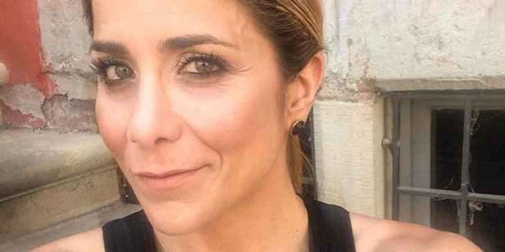 Panagiota Petriduo: Süße Baby-News!