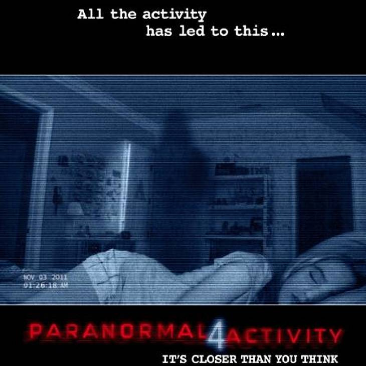 Paranormal Activity 5 kommt in 3D