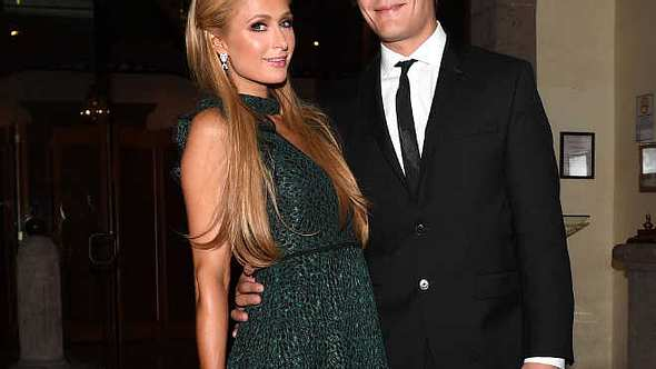 Paris Hilton: Hochzeit mit  Chris Zylka? - Foto: Getty Images