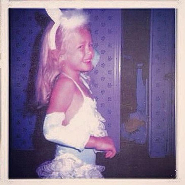 Paris Hilton als Mini-Bunny