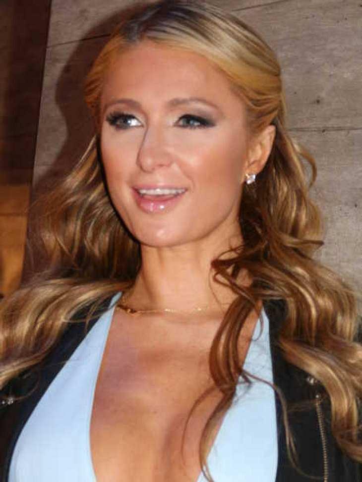 Hat Paris Hilton alle verarscht?