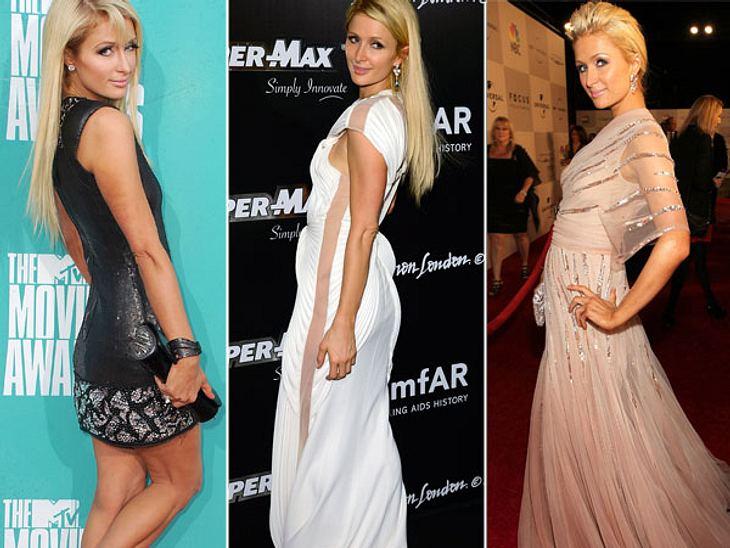 Diese Stars posen immer gleichProfi-Poser Paris Hilton (31) hat ihre Lieblings-Körperhaltung gefunden und denkt offenbar im Traum nicht daran, davon abzurücken. Sobald die Fotografen ihren Namen schreien, dreht sie sich zur Seite, lugt koke