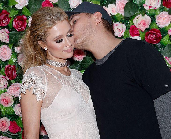 Paris Hilton verlobte sich im Skiurlaub