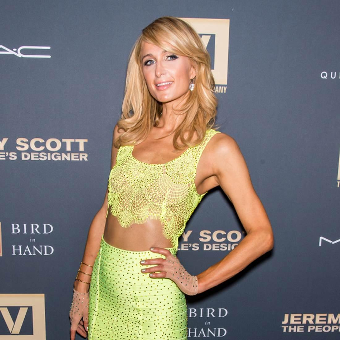 Paris Hilton lebt jetzt im Nachbarland