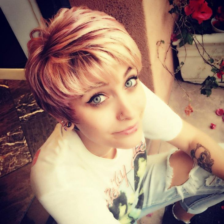 Paris Jackson hat Angst um ihre leibliche Mutter