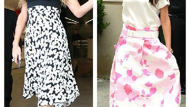 Paris Hilton kopiert gerne den Style von Victoria Beckham