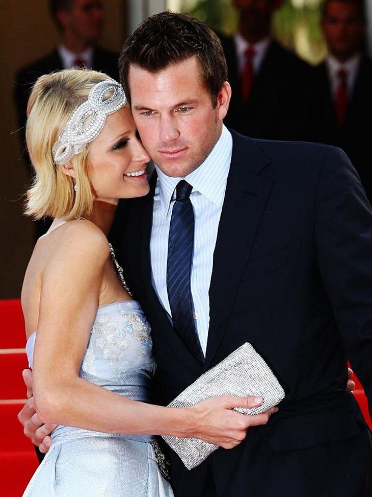 Klappt's diesmal? Paris Hilton und Doug Reinhardt sollen den zweiten Liebes-Versuch gestartet haben