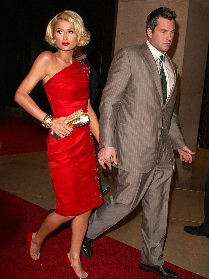 """Schluss, aus, vorbei: Paris Hilton hat sich von """"The Hills""""-Star Doug Reinhardt getrennt"""